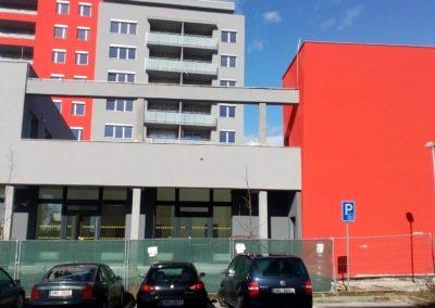 Zateplení BD Nároží Olomouc - Schweitzarova ulice 0002