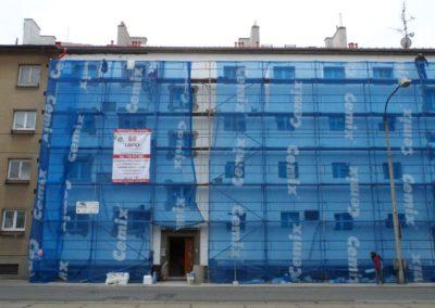 Zateplení BD Třída Míru,Olomouc 0005