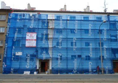 Zateplení BD Třída Míru,Olomouc 0006