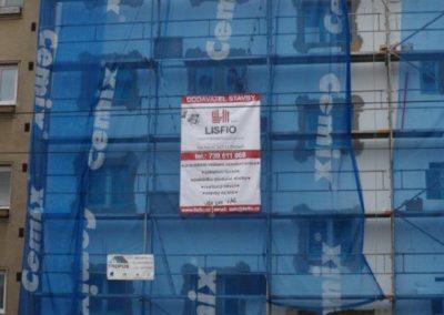 Zateplení BD Třída Míru,Olomouc 0010