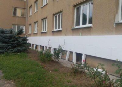 Zateplení BD Třída Míru,Olomouc 0012