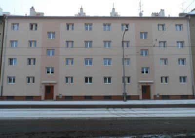Zateplení BD Třída Míru,Olomouc 0022