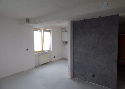 Kompletní rekonstrukce bytu – Olomouc