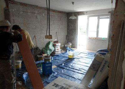kompletní rekonstrukce bytu Olomouc 0005